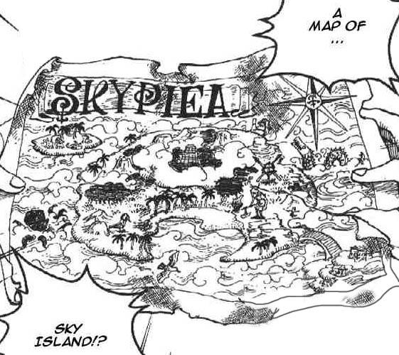 sky island map
